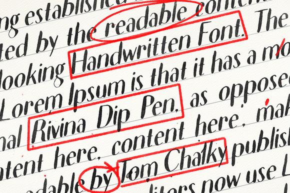 Rivina Dip Pen