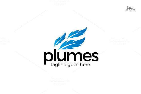 Plumes Logo