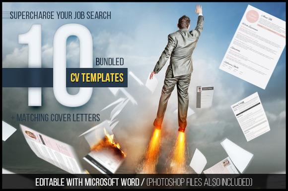 Essential Resume Bundle