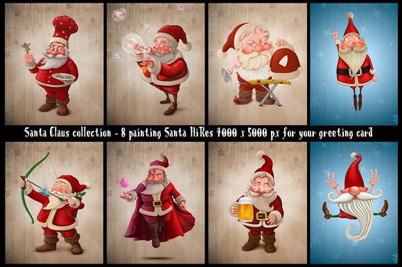 Santa Claus Collection 1