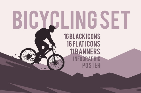 Bicycling Set