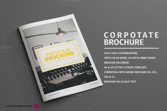 Portfolio Brochure 32 Pages