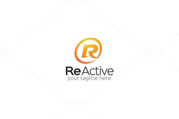 R Logo ReActive