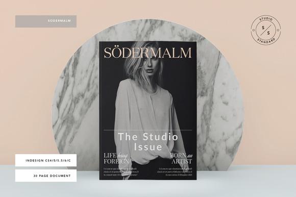 S Dermalm Magazine