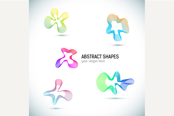 Abstract Business Design Elements