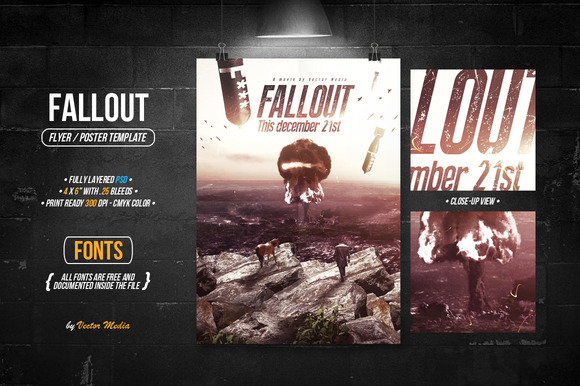 Fallout Flyer