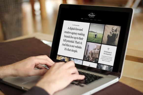 Bleecker One-Page Portfolio HTML5