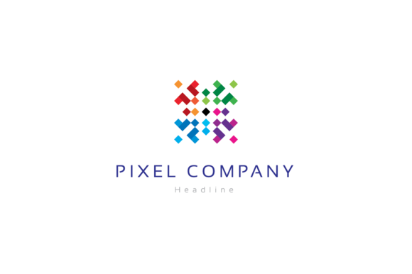 Pixel Company Logo