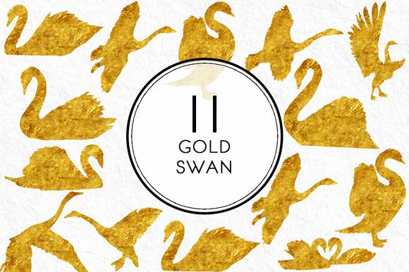 Gold Swan