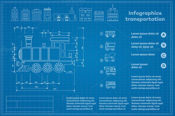 Infogfaphics Transportation