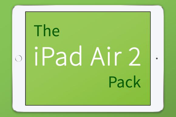 IPad Air 2 Vector Pack