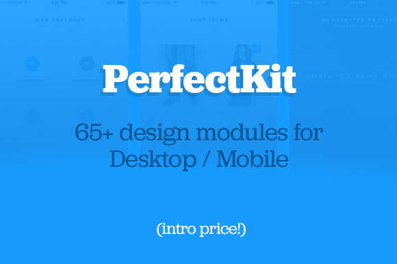Perfect UI Kit