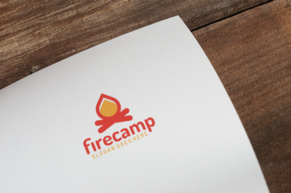 Fire Camp Logo