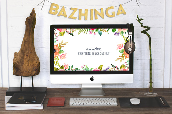 Bazhinga Decor Template
