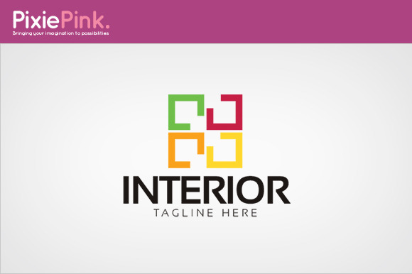 Interior Logo Template