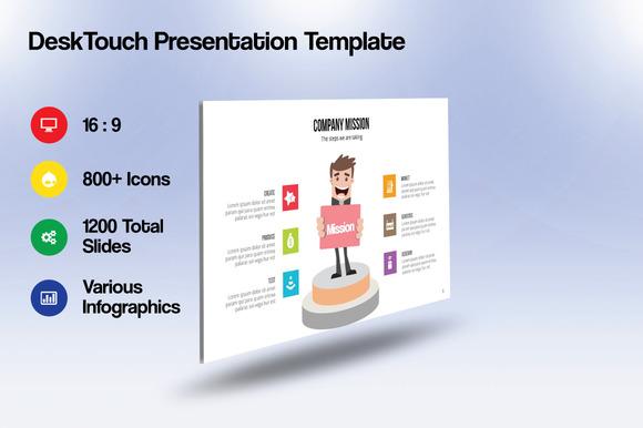 DeskTouch Presentation