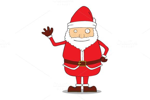 Santa Claus Gifs » Designtube - Creative Design Content