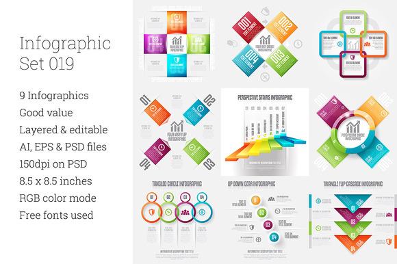 Infographic Set 19