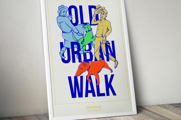 Old Urban Walk