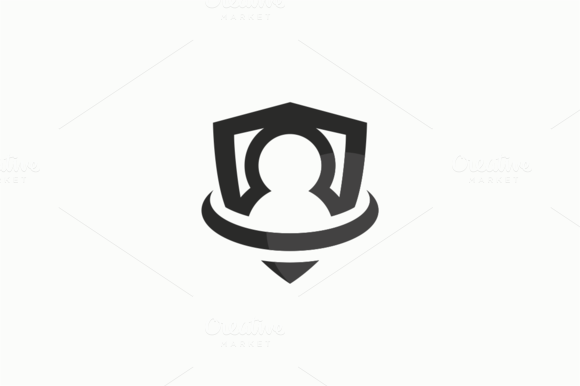 Secure Logo Template