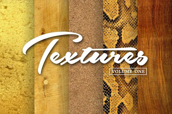 Textures Volume One
