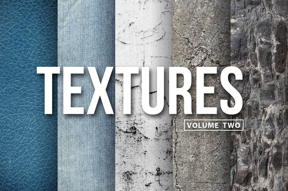 Textures Volume Two
