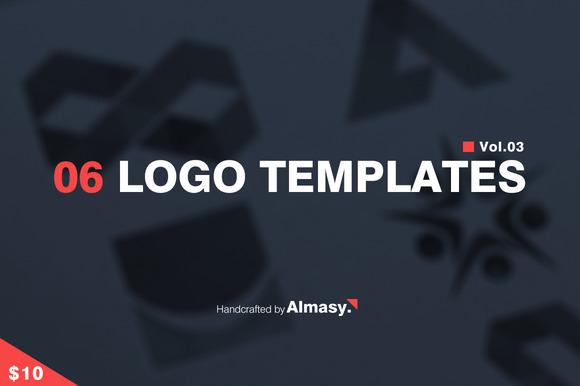 06 Logo Templates Vol.3