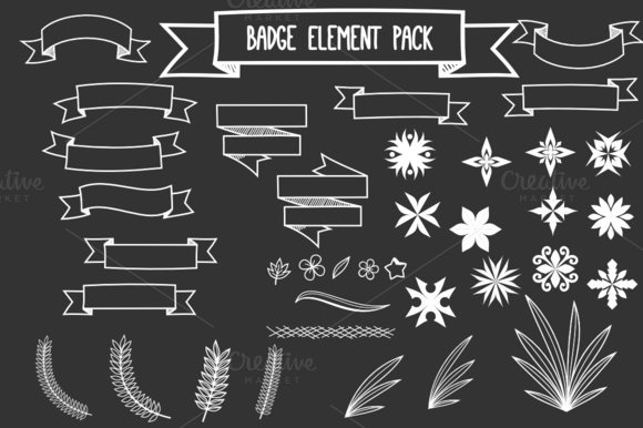 Badge Element Bundle