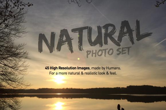 Natural Photo Set