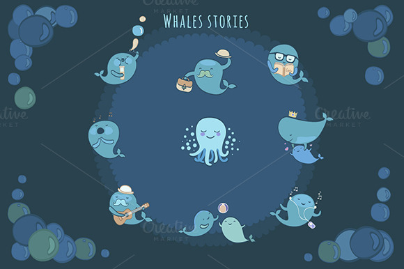 Whale Stories