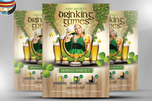 St Patrick S Day Drinking Games