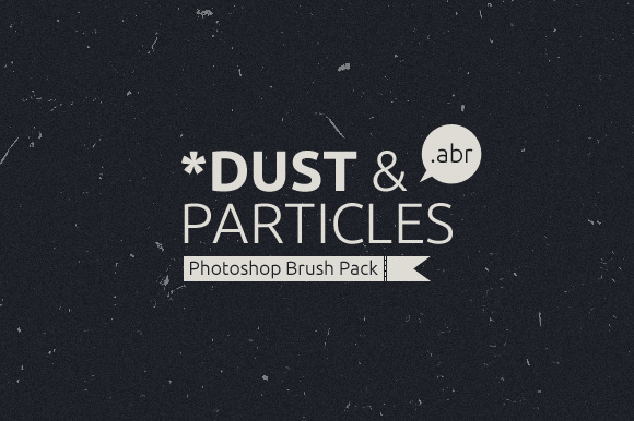 Dust Particles Brushes