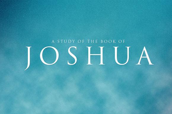 Joshua Sermon Title