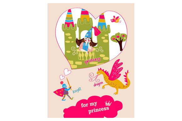 Illustration For My Princess