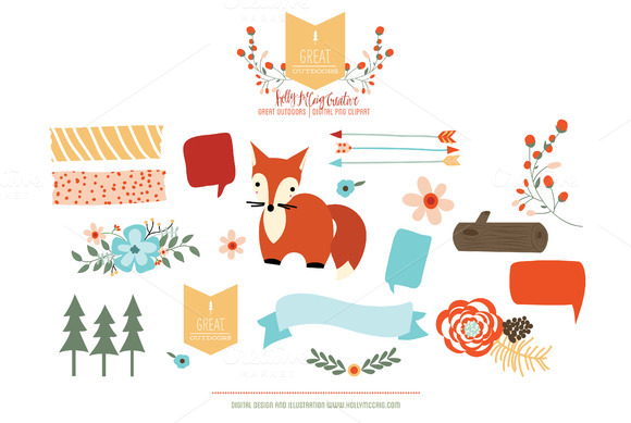 Great Outdoors PNG Clipart Digital