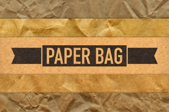 Paper Bag Texture 5 Pack