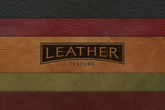 Leather Texture 5 Pack