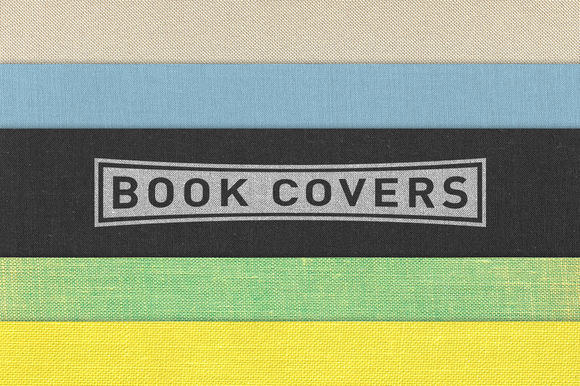 Cloth Book Cover Textures 5 Pack
