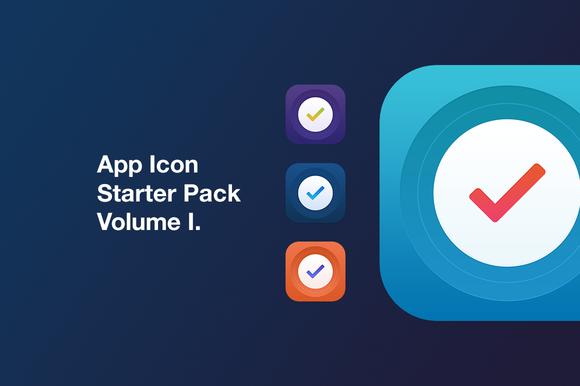 App Icon Starter Pack Volume I