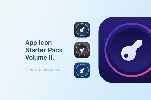 App Icon Starter Pack Volume II