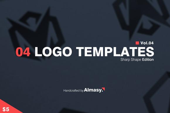 04 Logo Templates Vol.4