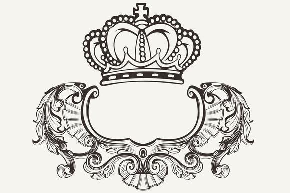 Crown Crest Composition