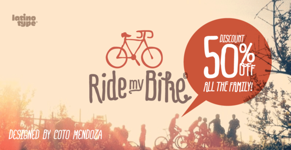 Ride My Bike Pro Family 50% OFF