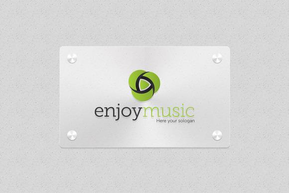 Enjoymusic Logo