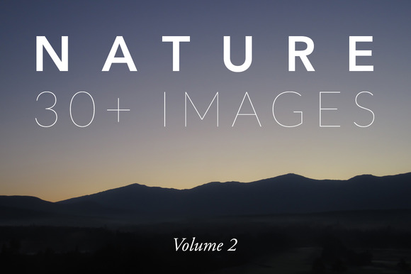 Nature Photo Pack Volume 2