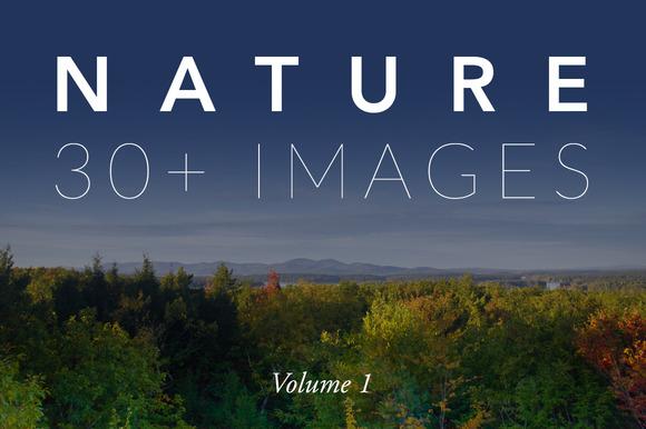 Nature Photo Pack Volume 1