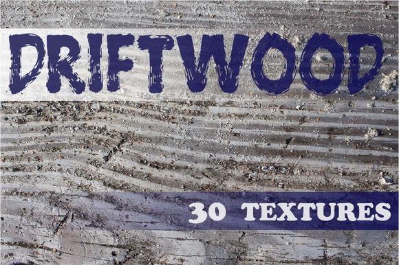 Driftwood 30 Textures