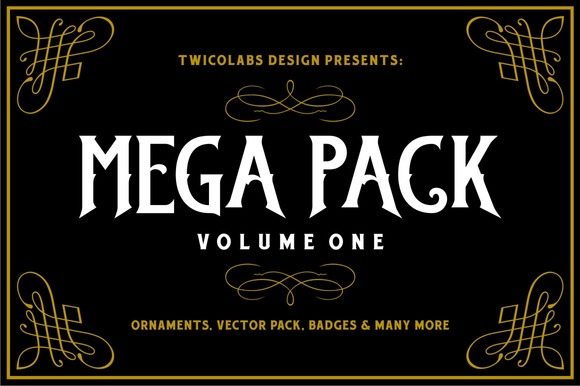 Twicolabs Mega Pack 1
