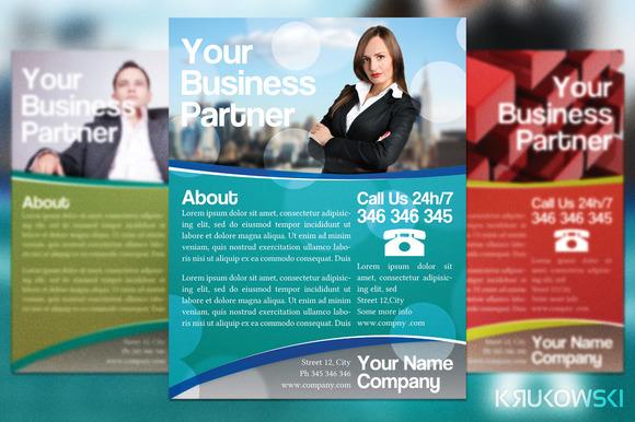 Business Partner Flyer