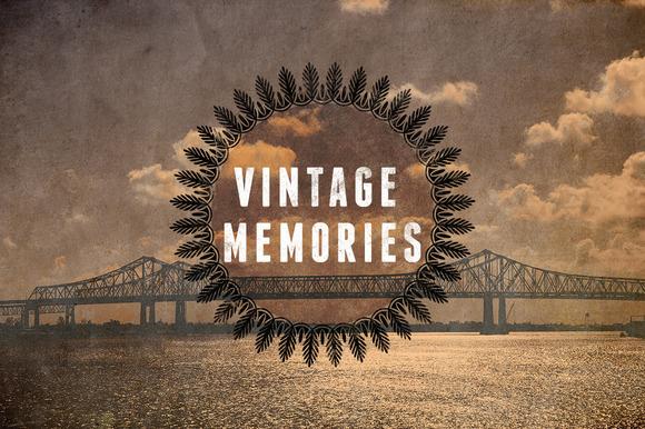 Vintage Memories Action